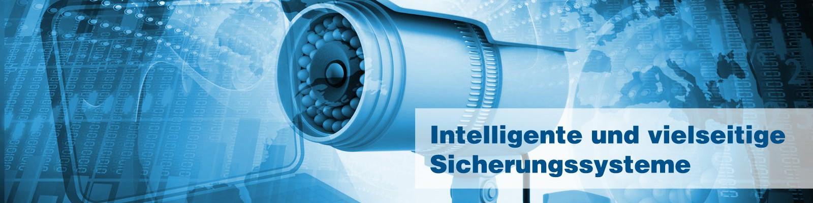 Intelligente und vielseitige Sicherungssysteme